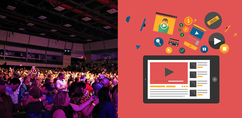 Mobile App to showcase your Event & Meeting Teasers