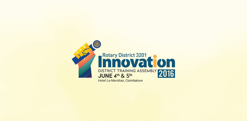 Launch of Rotary Innovation 2015-2016 Event app