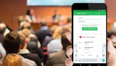 Interactive Features in Mobile Event Apps