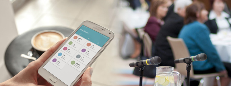 Mobile Event Apps for better Event Management