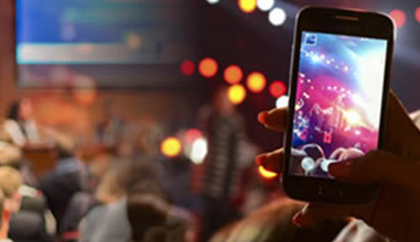 The Role of Mobile App Technologies for Events