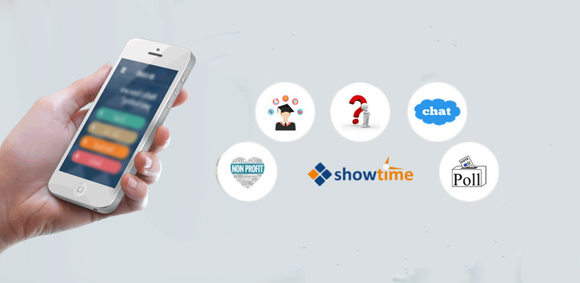 Showtime Mobile App platform with the flexibility of Quick and Easy Customization
